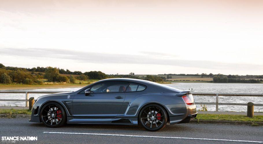 Bentley G-T Coupe custom tuning wallpaper