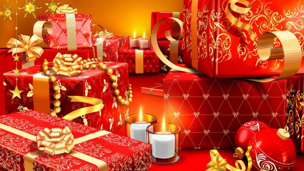 CHRISTMAS holiday winter poster wallpaper