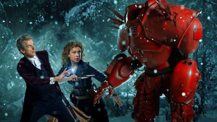 Doctor Who Christmas Special 2015 wallpaper