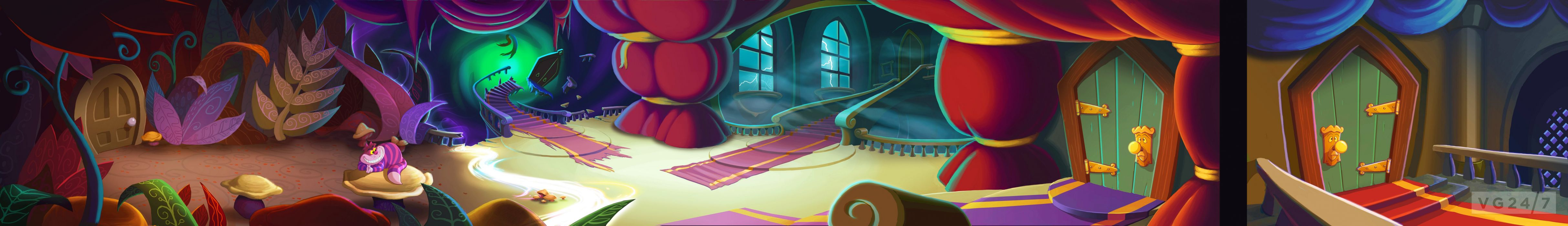 EPIC MICKEY disney platform family adventure puzzle 1epicm animation wallpaper