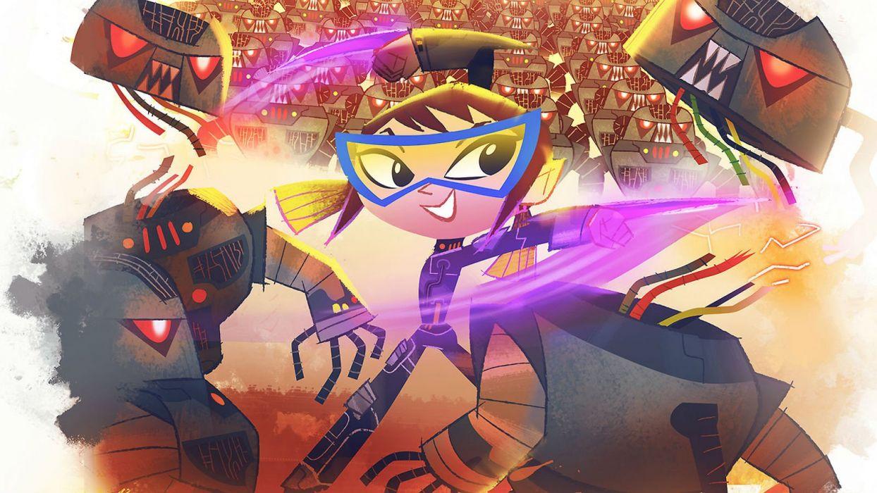 PENN ZERO Part Time Hero disney animation cartoon 1pzpth adventure comedy family wallpaper