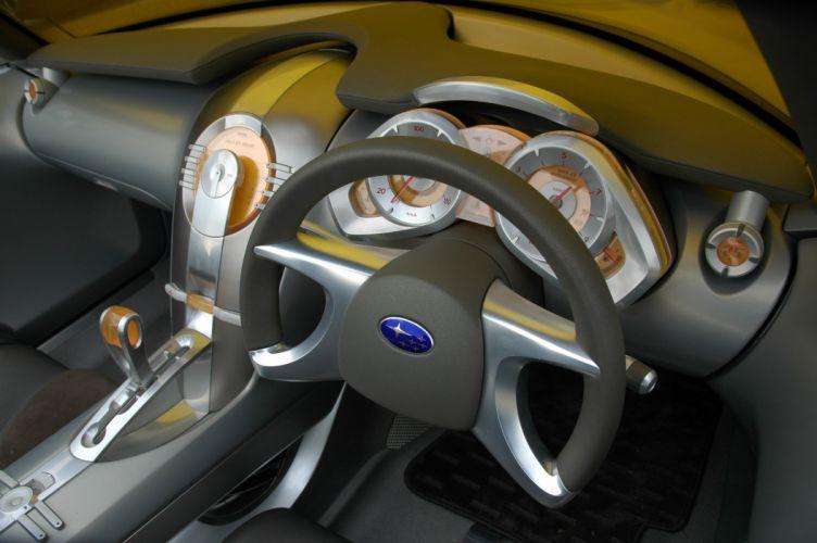 2003 Subaru B-9 Scrambler concept wallpaper