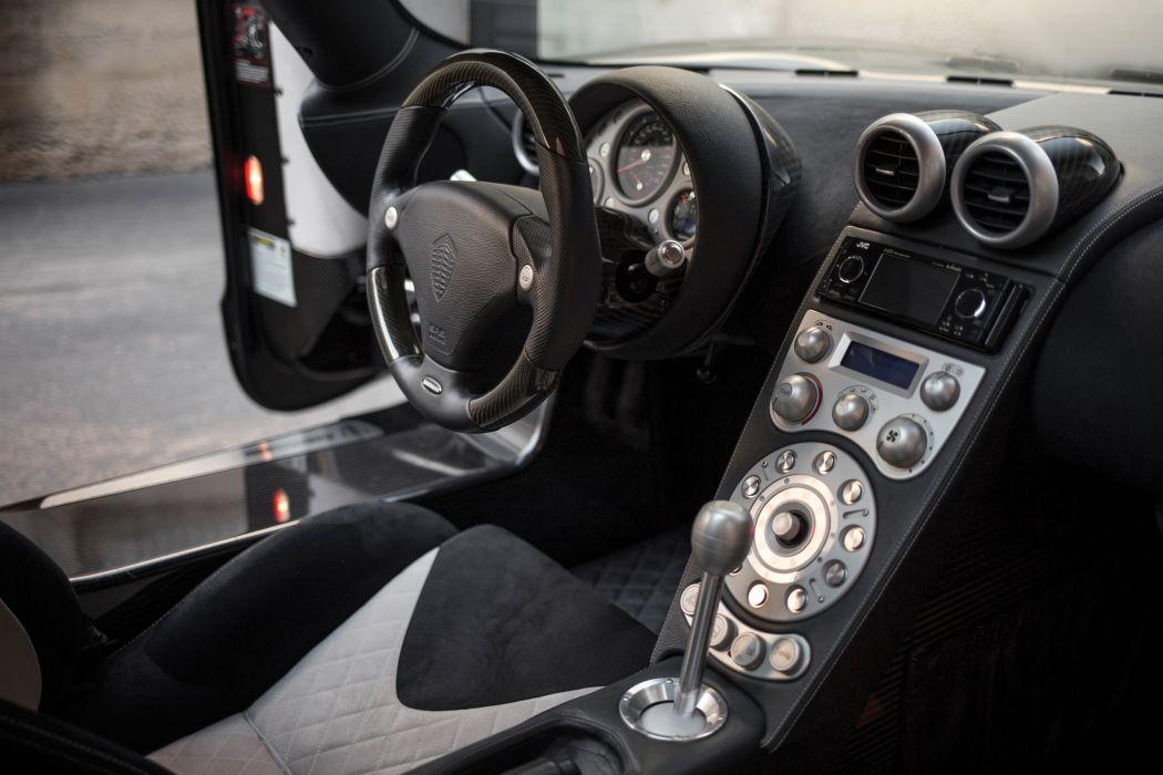 2009 Koenigsegg CCXR supercar wallpaper