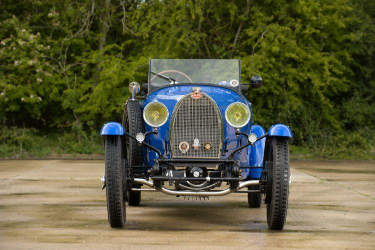 1927 Bugatti Type-40 Grand Sport Roadster race racing vintage retro wallpaper