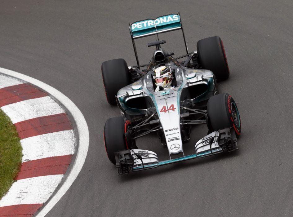 2015 Mercedes AMG F1 W06 Hybrid f-1 formula race racing wallpaper