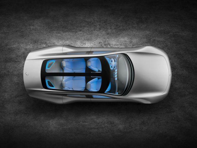 2015 Mercedes Benz Concept IAA supercar wallpaper