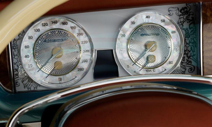 2015 Bilenkin Classic Cars Vintage custom wallpaper