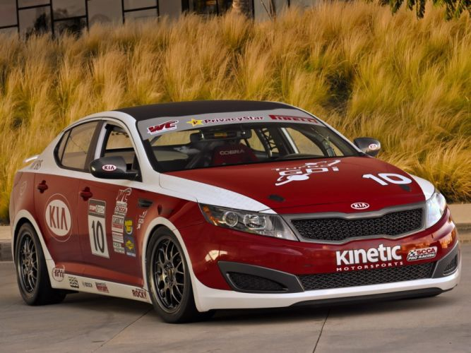 2011 Kia Optima S-X wcr GTS Race Car T-F rally race racing wallpaper