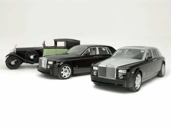 Rolls Royce luxury wallpaper