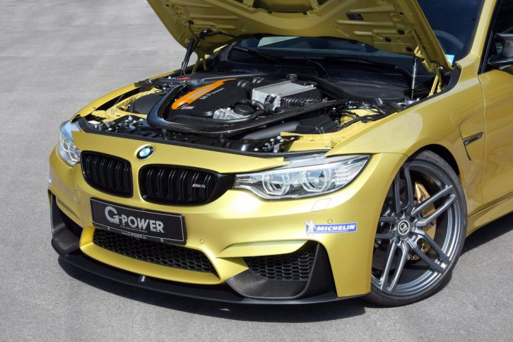 2015 G-Power BMW M-4 F82 tuning wallpaper