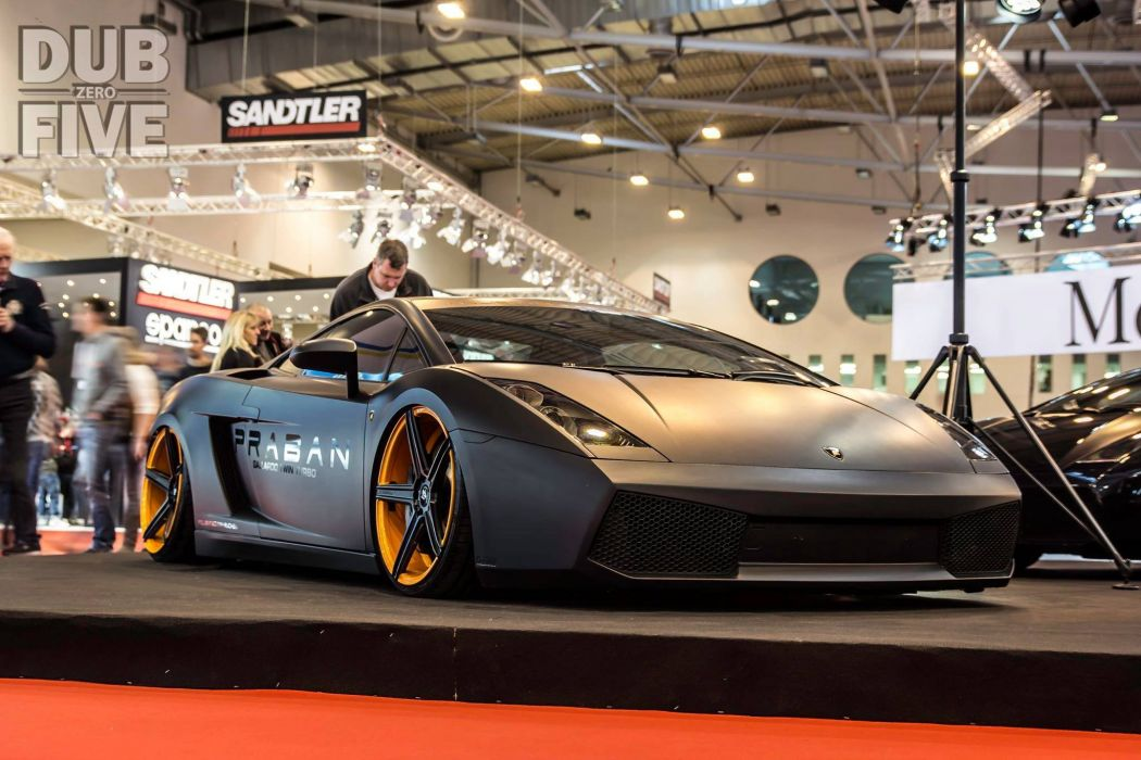 Essen Motor Show  Highlights Cars Modified Wallpaper