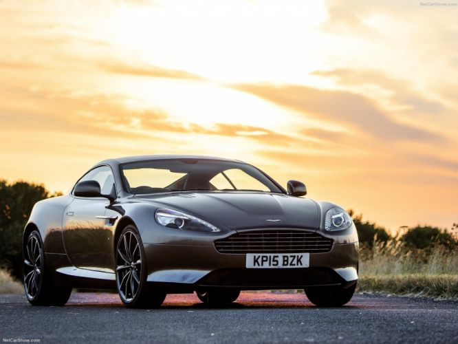 Aston Martin DB9 GT cars coupe 2016 wallpaper