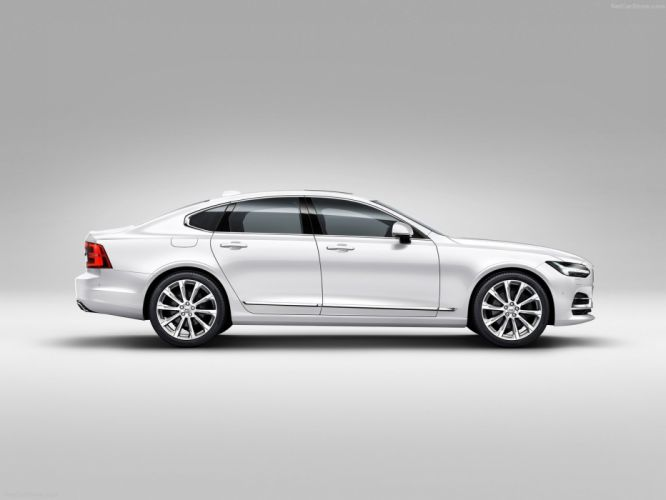 Volvo S90 cars sedan 2016 wallpaper
