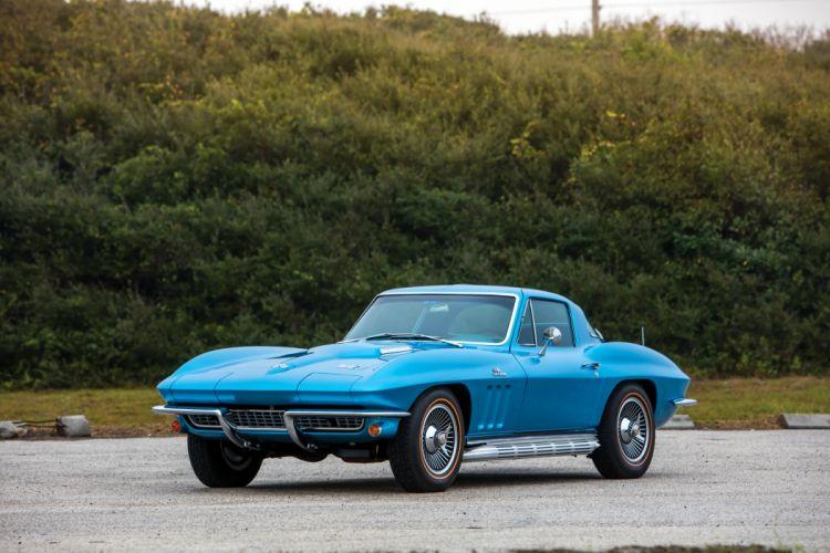 1966 Chevrolet Corvette Sting Ray L72 (c2) Sport Coupe cars wallpaper