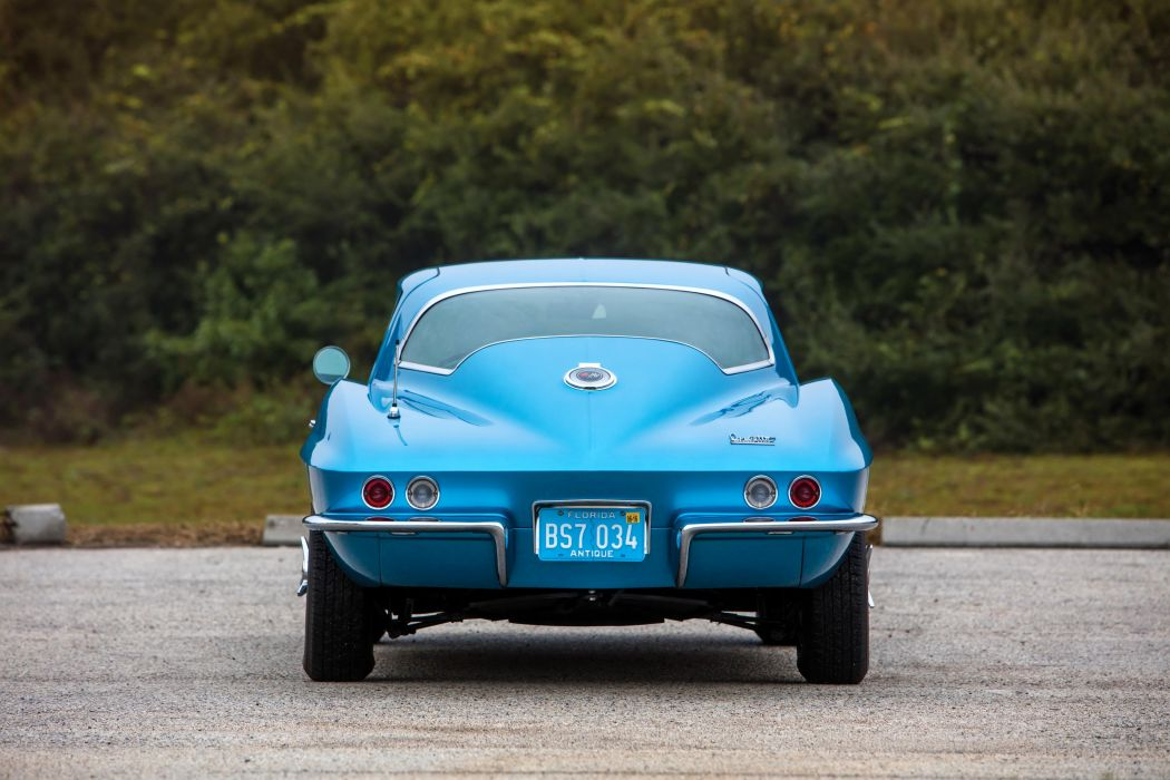 1966 Chevrolet Corvette Sting Ray L72 (c2) Sport Coupe cars wallpaper