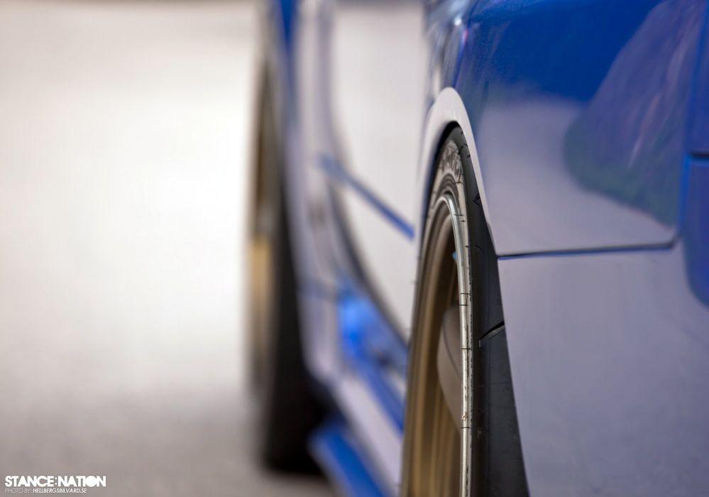 2001 Nissan Skyline R34 GT-R tuning custom supercar wallpaper