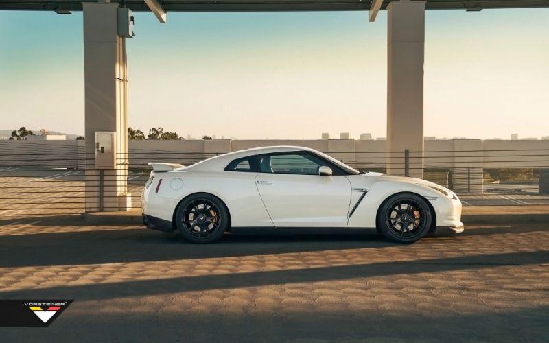 2015 Vorsteiner Nissan GT-R tuning supercar wallpaper