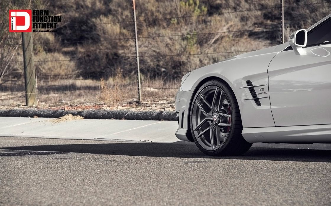 2015 Klassen Mercedes Benz SL63 AMG tuning wallpaper