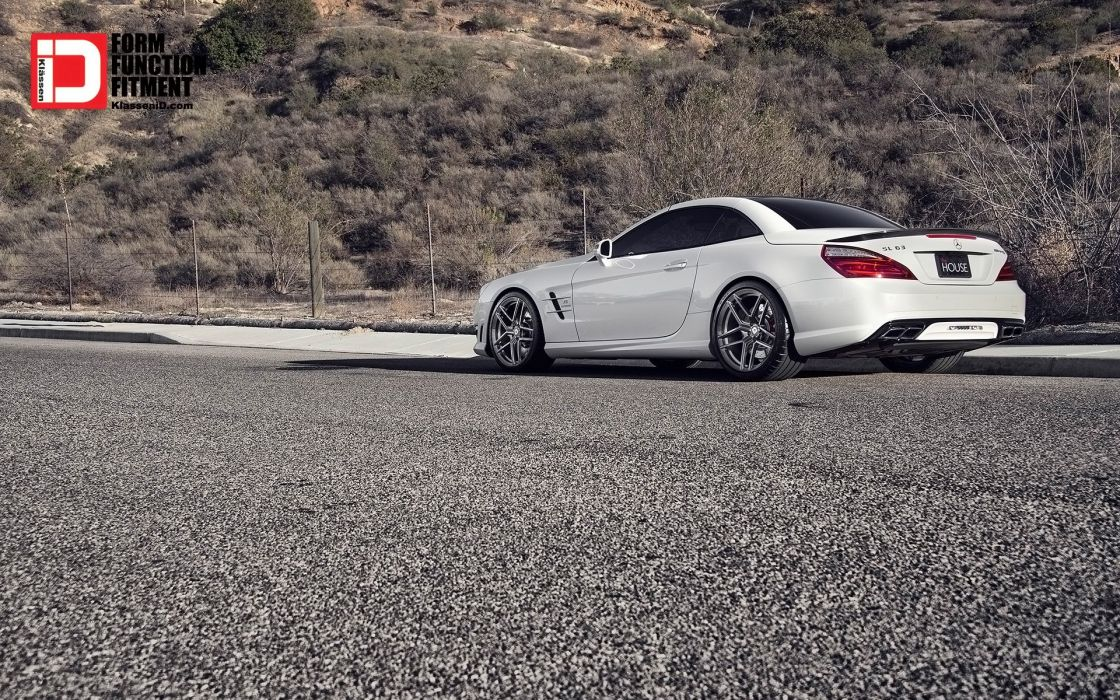 2015 Klassen Mercedes Benz SL63 AMG tuning wallpaper