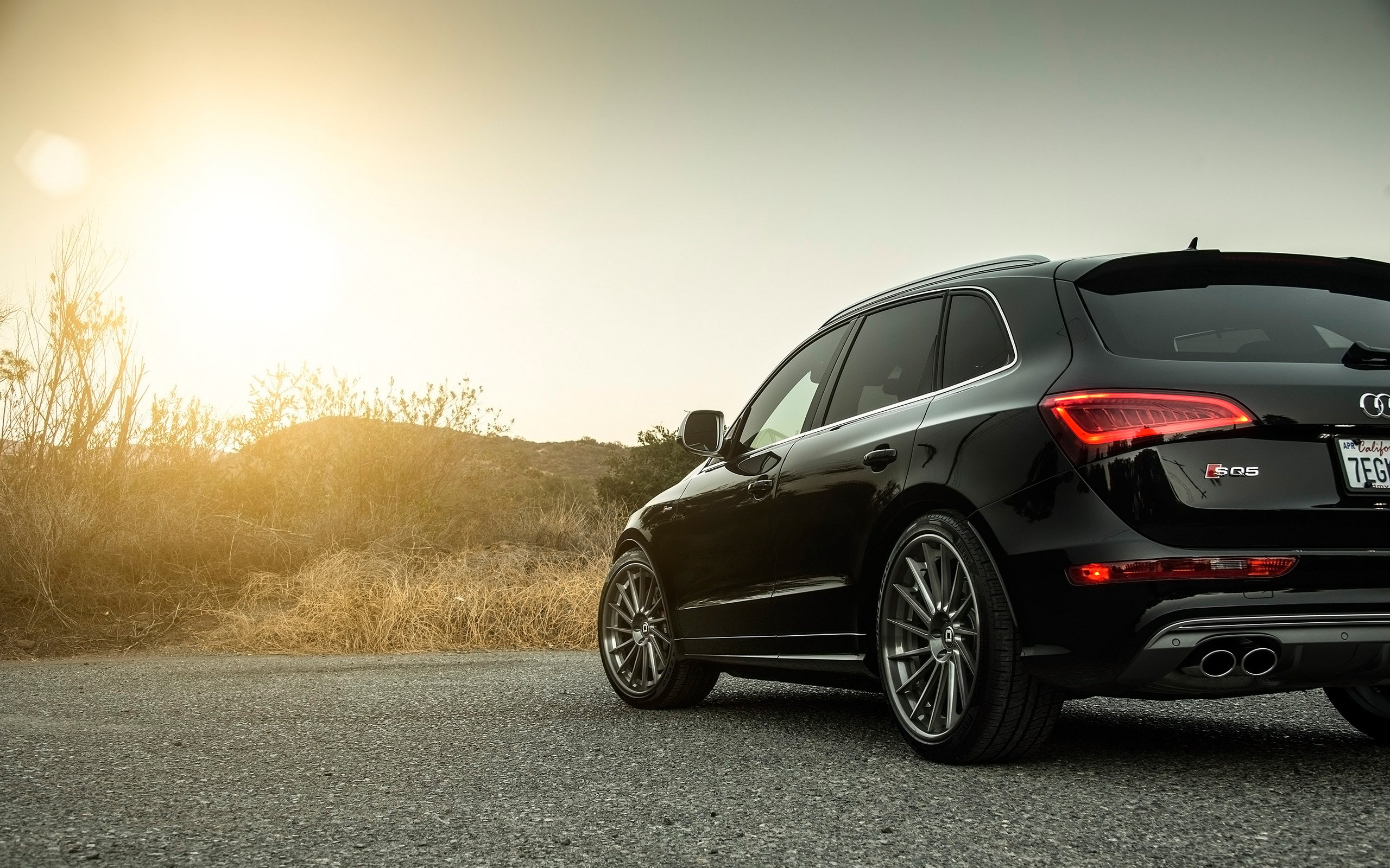 2015 Klassen Audi Sq5 Tuning Suv Wallpaper 2560x1600
