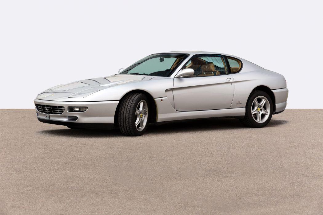 1992-98 Ferrari 456 G-T Pininfarina supercar wallpaper