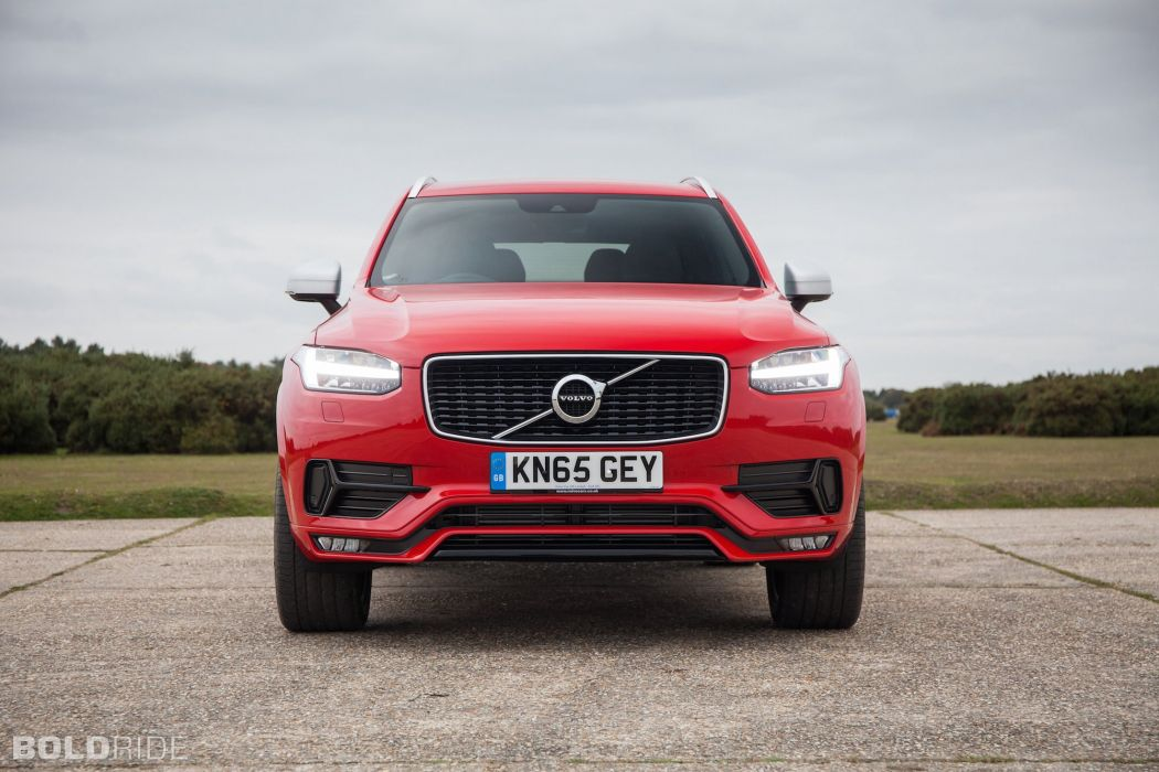 2016 Volvo XC90 R-Design suv awd wallpaper