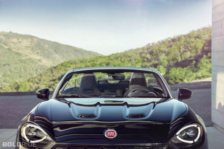 2016 Fiat 124 Spider wallpaper