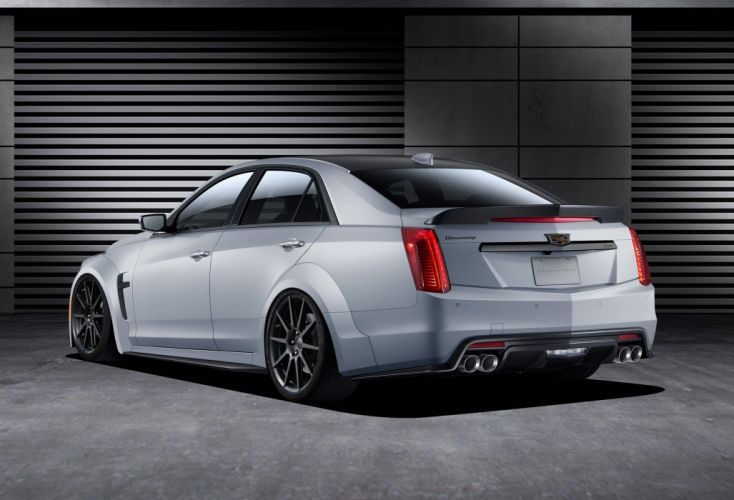 2016 Hennessey Cadillac CTS-V 1000HP muscle wallpaper