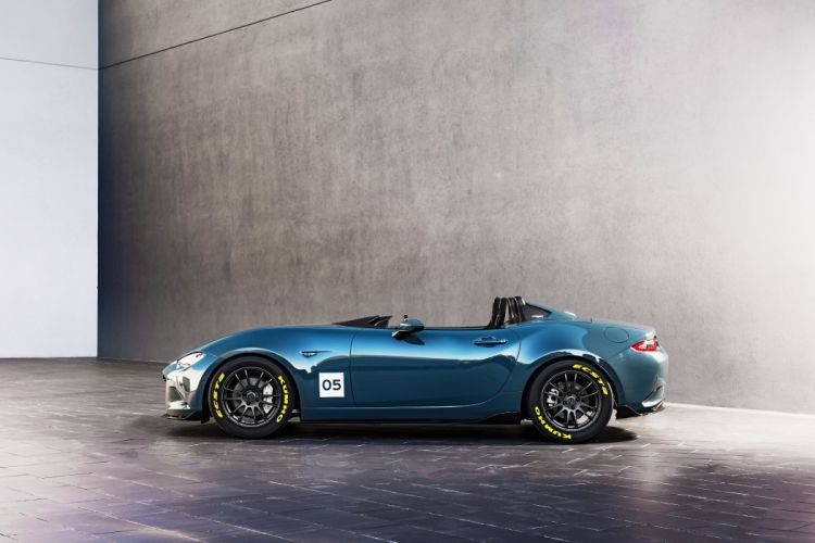 2015 Mazda MX-5 Speedster Concept wallpaper