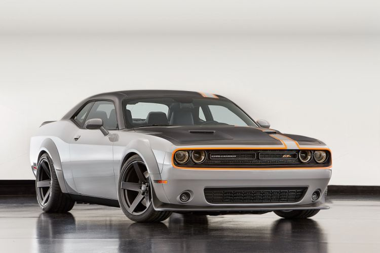 2015 Dodge Challenger G-T AWD Concept muscle wallpaper