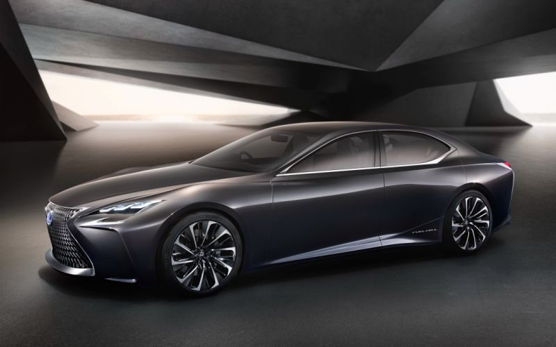 2015 Lexus LF-FC Concept wallpaper