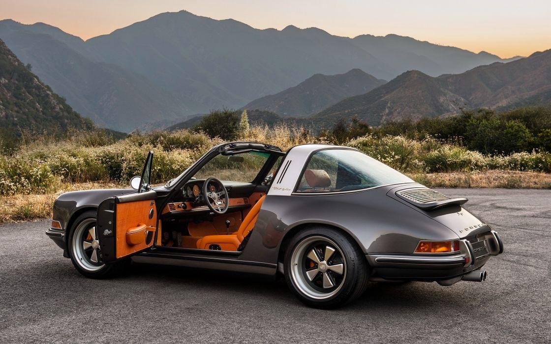 2015 Singer Porsche 911 Targa wallpaper