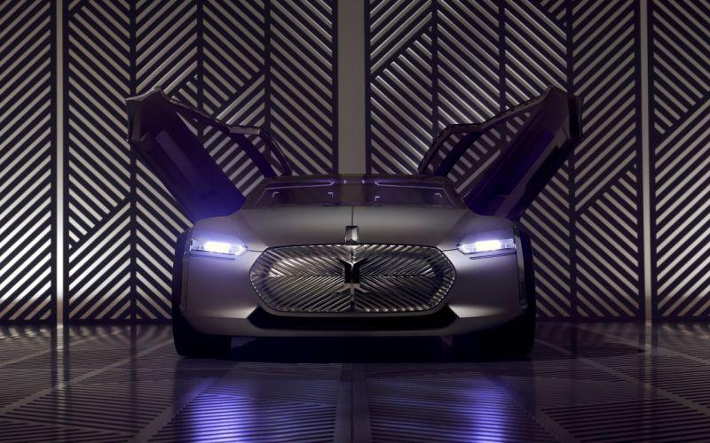 2015 Renault Coupe C Concept supercar wallpaper