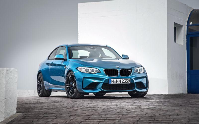 2016 BMW M-2 Coupe wallpaper