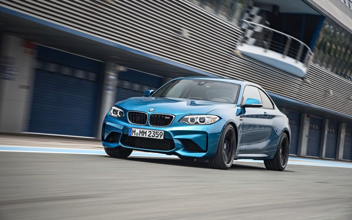 2016 BMW M-2 Coupe wallpaper