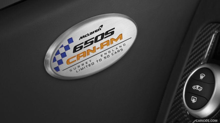 2016 McLaren 650S Can-Am supercar race racing wallpaper