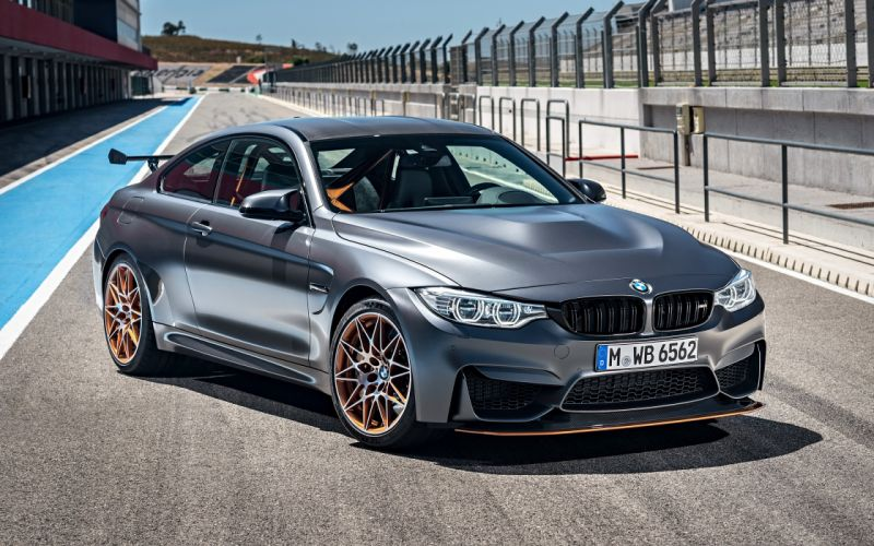 2016 BMW M-4 GTS wallpaper