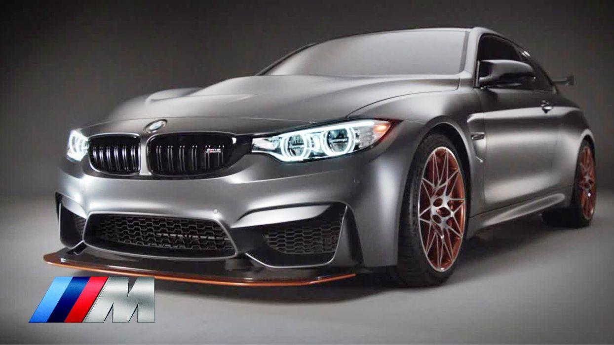2016 BMW M-4 GTS wallpaper