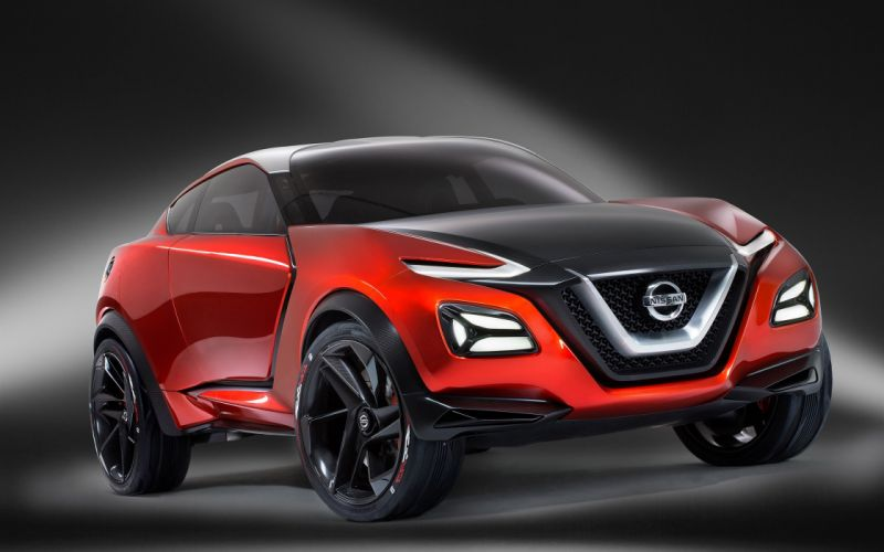 2015 Nissan Gripz Concept wallpaper