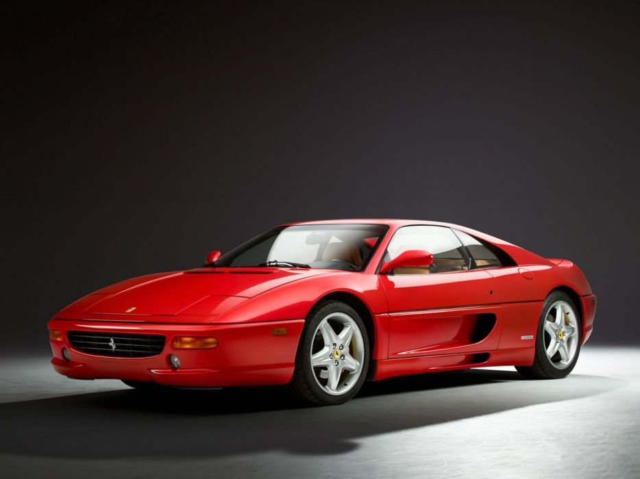 1994 Ferrari F355 Berlinetta supercar wallpaper