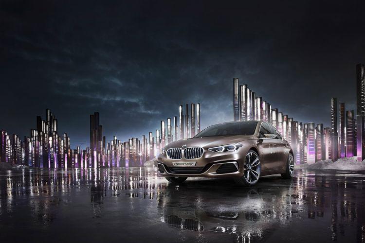 2015 BMW Compact Sedan Concept wallpaper