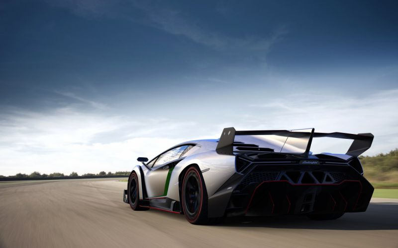 2013 Lamborghini Veneno supercar wallpaper