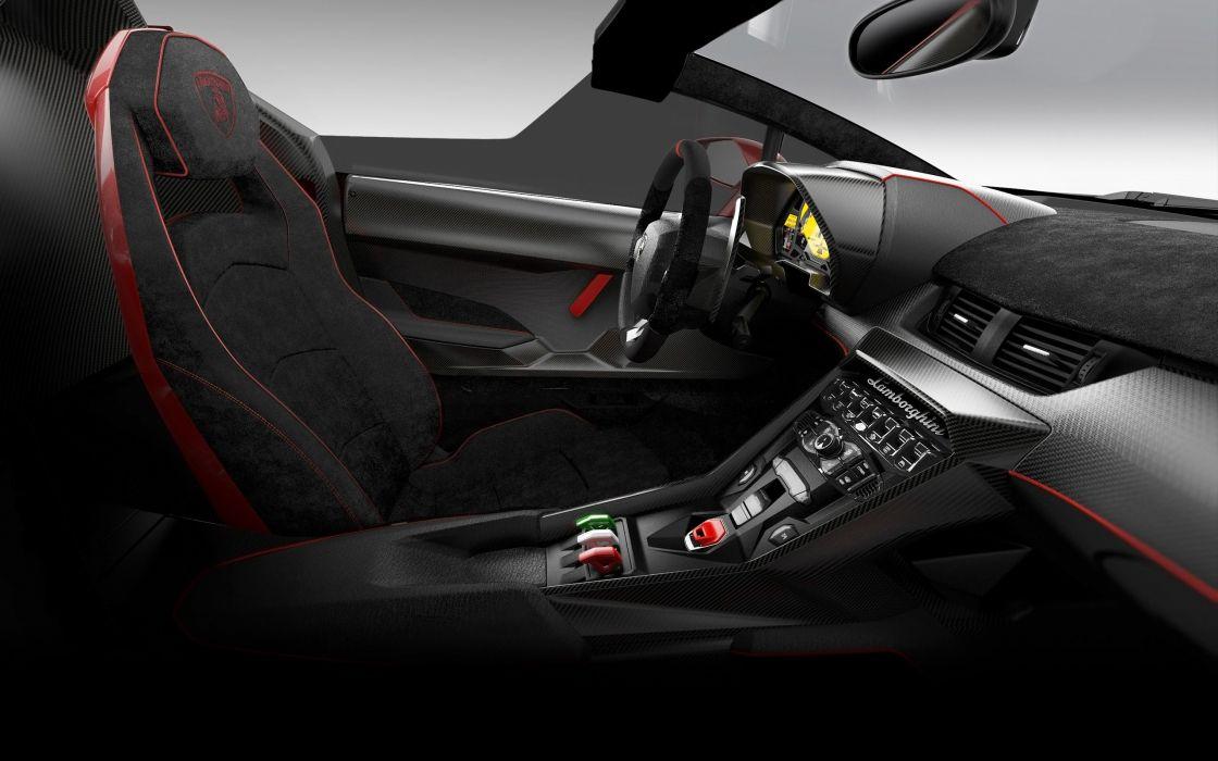2014 Lamborghini Veneno Roadster supercar wallpaper