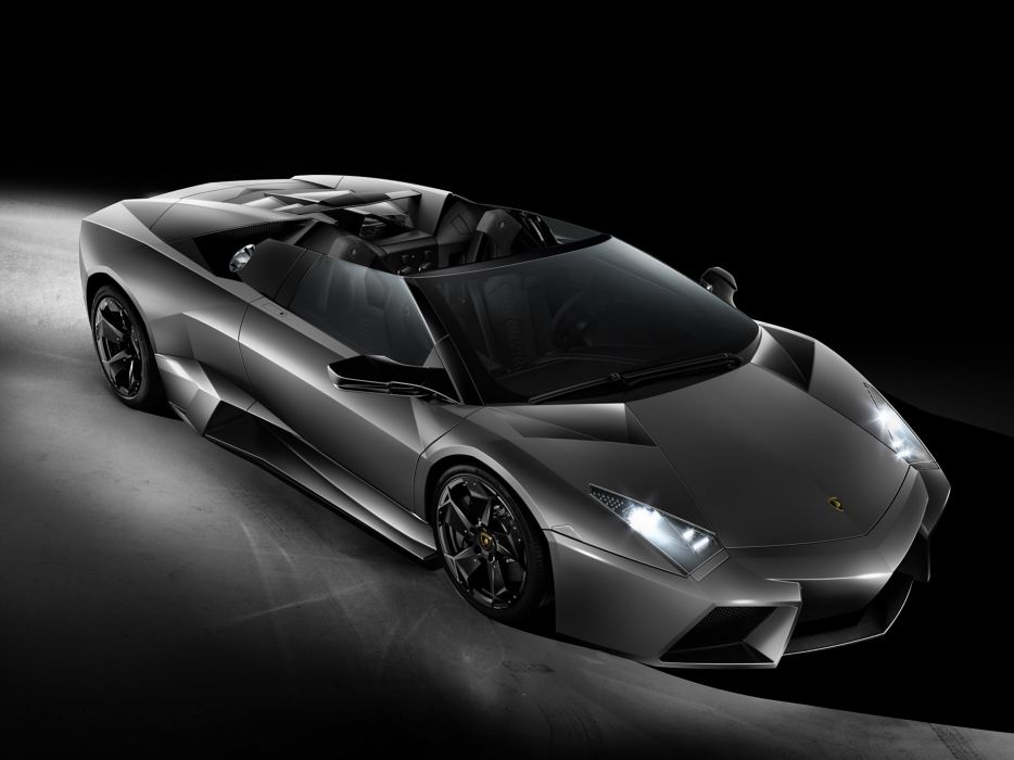 2010 Lamborghini Reventon Roadster supercar wallpaper