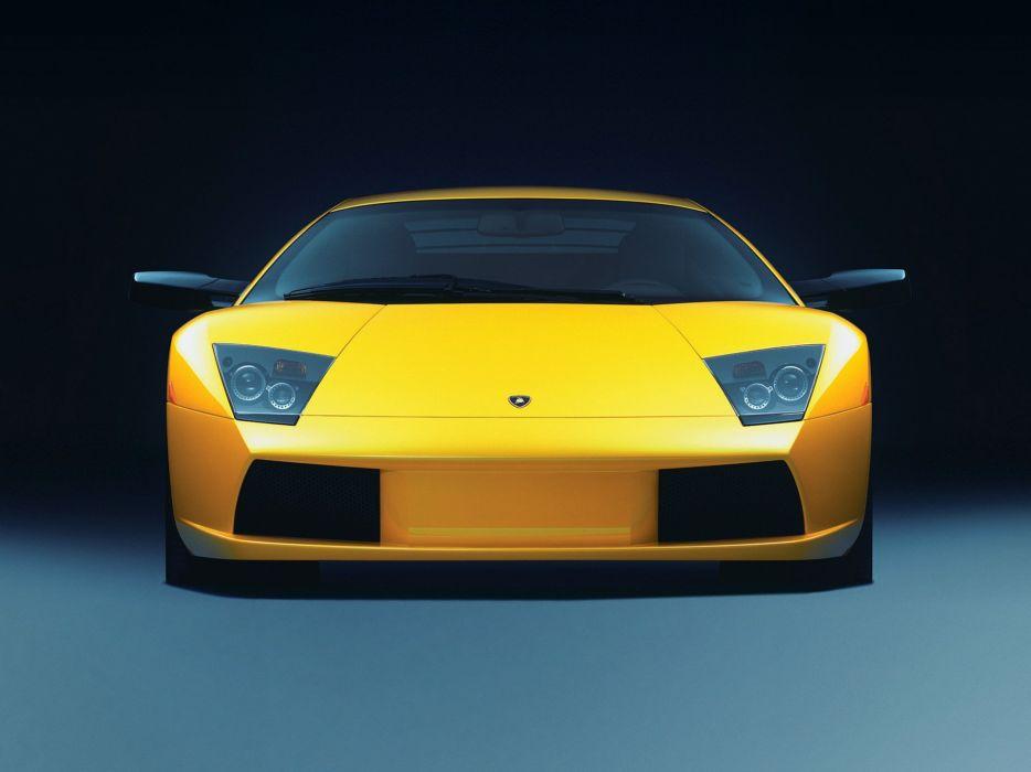 2002 Lamborghini Murcielago supercar wallpaper