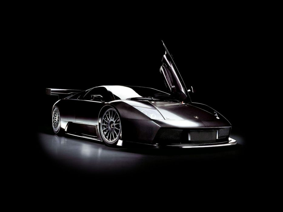 2003 Lamborghini Murcielago R-GT supercar wallpaper