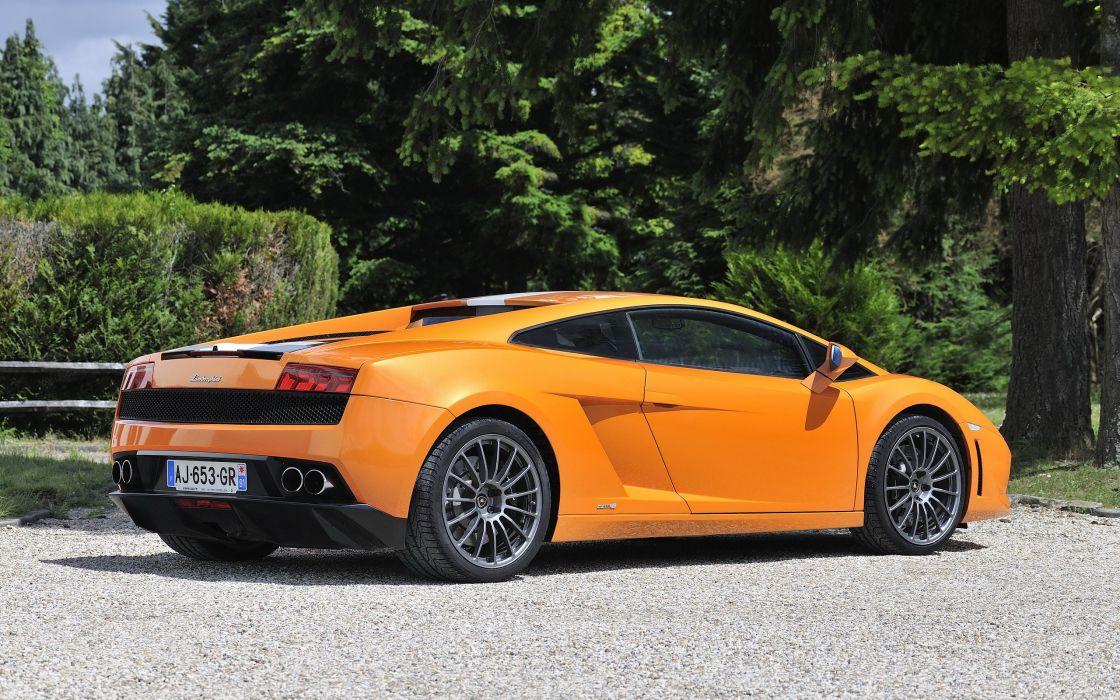 2009 Lamborghini Gallardo LP550-2 Balboni supercar wallpaper