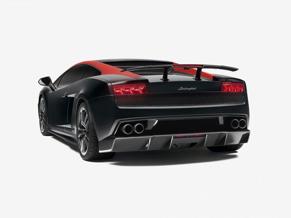 2013 Lamborghini Gallardo LP570-4 Edizione Tecnica supercar wallpaper