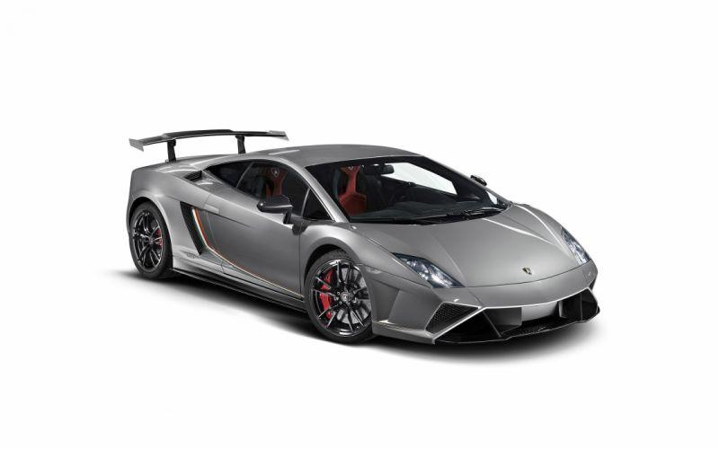 2013 Lamborghini Gallardo LP570-4 Squadra Corse supercar wallpaper