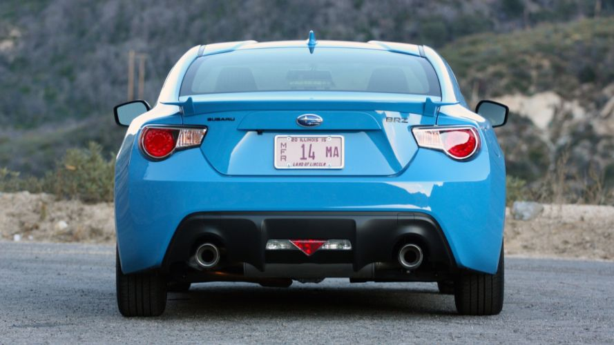 201 Subaru BRZ Series HyperBlue cars coupe blue wallpaper